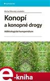 Konopí a konopné drogy (Adiktologické kompendium) - obálka
