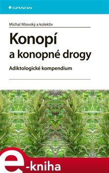 Obálka titulu Konopí a konopné drogy