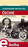 Legendární motocykl Čechie - obálka