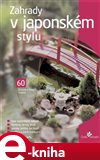 Zahrady v japonském stylu - obálka