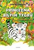 Princezna bílých tygrů - obálka