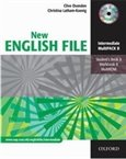 New English File Intermediate Multipack B - obálka