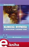 Klinická hypnóza - obálka