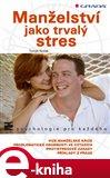 Manželství jako trvalý stres - obálka