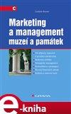 Marketing a management muzeí a památek - obálka