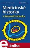 Medicínské historky z Královéhradecka - obálka