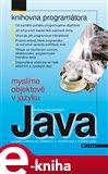 Myslíme objektově v jazyku Java - obálka