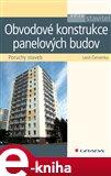 Obvodové konstrukce panelových budov (Poruchy staveb) - obálka