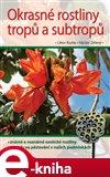 Okrasné rostliny tropů a subtropů - obálka