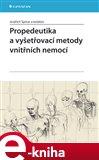 Propedeutika a vyšetřovací metody vnitřních nemocí - obálka