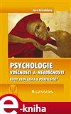 Psychologie vděčnosti a nevděčnosti - obálka