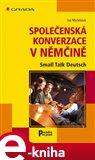 Společenská konverzace v němčině (Small Talk Deutsch) - obálka