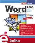 Word 2003 - obálka