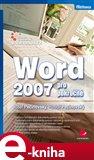 Word 2007 pro pokročilé - obálka