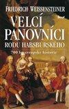 Velcí panovníci rodu habsburského - obálka