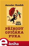 Příhody opičáka Fuka - obálka