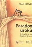 Paradox úroků - obálka