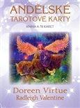 Andělské tarotové karty - obálka