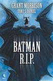 Batman R.I.P. - obálka