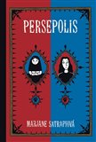 Persepolis (Obrázkový příběh o islámské revoluci) - obálka