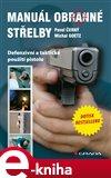 Manuál obranné střelby - obálka