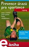 Prevence úrazů pro sportovce - obálka