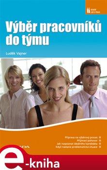 Výběr pracovníků do týmu - Luděk Vajner e-kniha