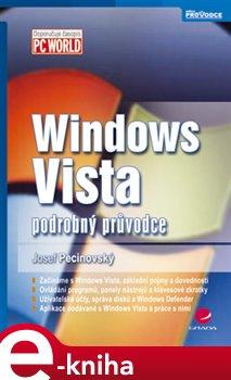 Windows Vista. podrobný průvodce - Josef Pecinovský e-kniha