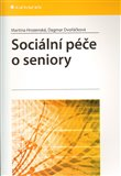 Sociální péče o seniory - obálka