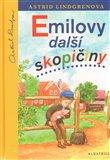 Emilovy další  skopičiny - obálka