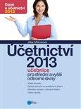 Účetnictví 2013 - obálka