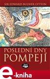 Poslední dny Pompejí - obálka