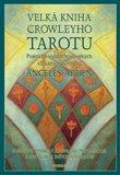 Velká kniha Crowleyho tarotu - obálka