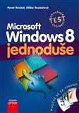 Microsoft Windows 8  jednoduše - obálka