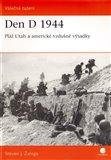 Den D 1944 Pláž Utah a americké vzdušné výsadky - obálka