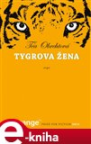 Tygrova žena - obálka