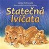 Obálka knihy Statečná lvíčata