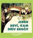 Jeden neví, kam dřív skočit (Calvin a Hobbes 8) - obálka