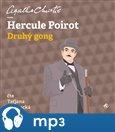 Hercule Poirot - Druhý gong - obálka