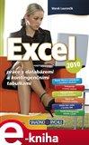 Excel 2010 (práce s databázemi a kontingenčními tabulkami) - obálka