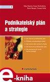 Podnikatelský plán a strategie - obálka