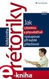 Velká kniha rétoriky (Jak s jistotou a přesvědčivě vystupovat při každé příležitosti) - obálka