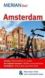 Amsterdam - Merian Live! - obálka