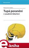 Tupá poranění - obálka