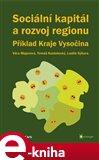 Sociální kapitál a rozvoj regionu - obálka