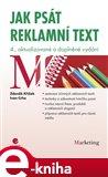 Jak psát reklamní text (4., aktualizované a doplněné vydání) - obálka