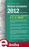 Mzdové účetnictví 2012 - obálka
