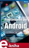 Programujeme pro Android - obálka