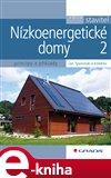 Nízkoenergetické domy 2 - obálka