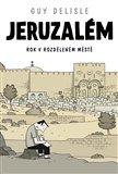 Jeruzalém - obálka